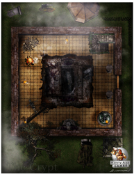 Dungeon Demon Crypt
