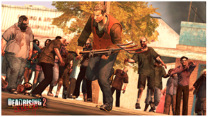Dead Rising 2 Case Zero Zombies