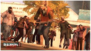 Dead Rising 2 Case Zero Zombies