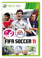FIFA 11 Komen For The Cure Cover