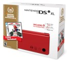 DSi XL Red Bundle