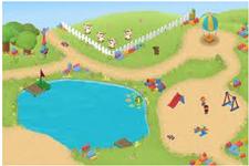 MegaBloks Playground Map