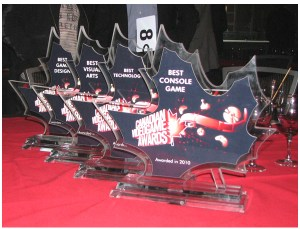CVA 2010 Assassin's Creed Trophies