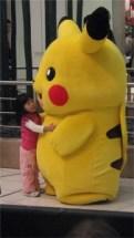 Pikachu Gets A Hug
