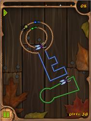 burn the rope key