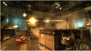 Deus Ex Human Revolution May Screenshot