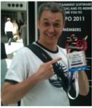 Wojtek at E3