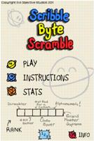 Scribble Byte Scrabble