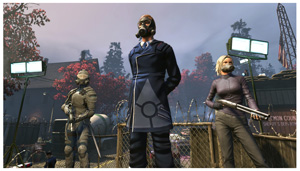The Secret World - factions