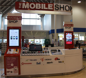 The Mobile Shop gives Canadians something new to talk about