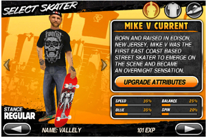 Mike V Skateparty Skater Screen