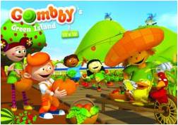 gombby's island