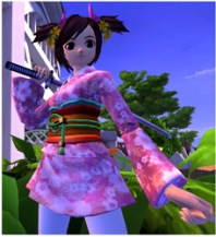 naomi's new clothes