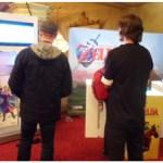 Nintendo's Zelda Sample Station