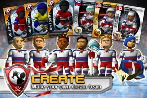 big win hockey team creation