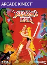 Dragon's Lair for Kinect