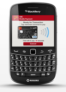 CIBC and Rogers Unveil the Future of Mobile Payments in Canada