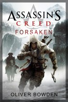 Assassin's Creed III Forsaken Book Cover