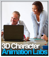 Vanada 3D Character Animation Labs
