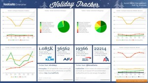 Hootsuite Holiday Tracker