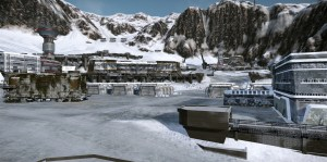 MechWarrior Online Alpine Map Forest Colony