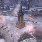Company of Heroes 2 - Town Square