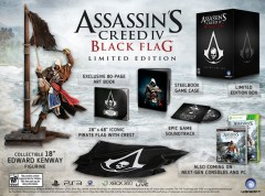 AC4 Black Flag Limited Edition