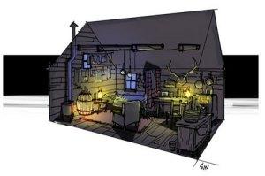 the long dark safe house