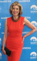 Christine Baranski At The 2013 Rockies In Banff