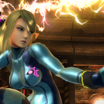Super Smash Bros Zero Suit Samus_Wii U