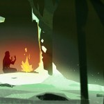 The Long Dark campfire