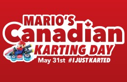 Mario's Canadian Karting Day
