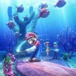 Mario Golf: World Tour Underwater Shot