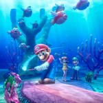 Mario Golf: World Tour Underwater Shot