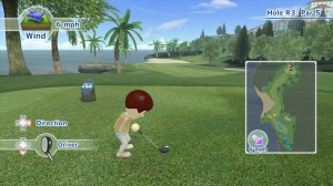 WiiU Wii Sports Club Golf