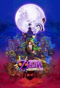 N3DS The Legend of Zelda Majora's Mask 3D