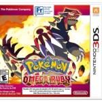 Pokemon Omega Ruby Packshot