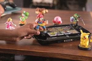 Super Smash Bros. for Wii U amiibo