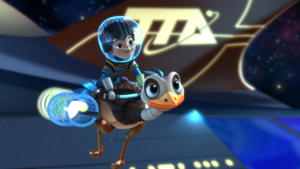 Miles From Tomorrowland debuts Saturday, February 21 at 6:55 p.m. ET on Disney Junior.