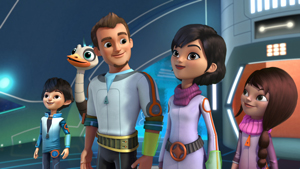 Miles from Tomorrowland - The Callisto FamilyCalli