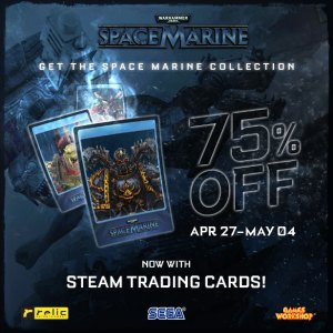 Space Marine Cards Sale