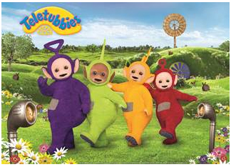 Tinky Winky, Dipsy, Laa-Laa and Po make their debut on Family Jr. when Teletubbies premieres in late 2015