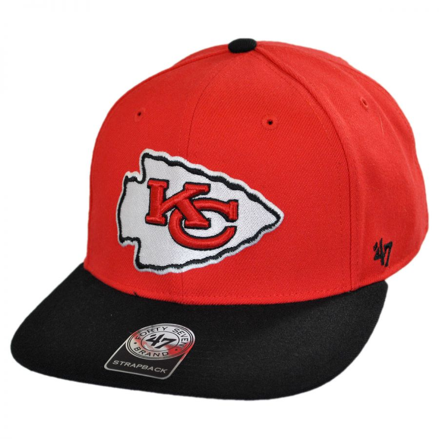 Kansas City Chiefs Snapback Caps