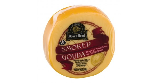 Boars Head Boars Head Smoked Gouda Cheese 8 oz