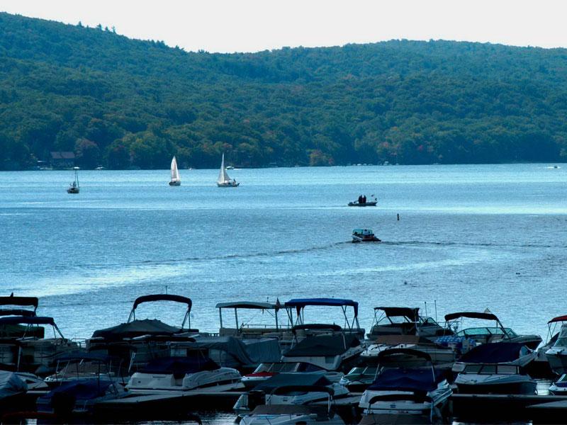 Village Greenwood Lake Ny