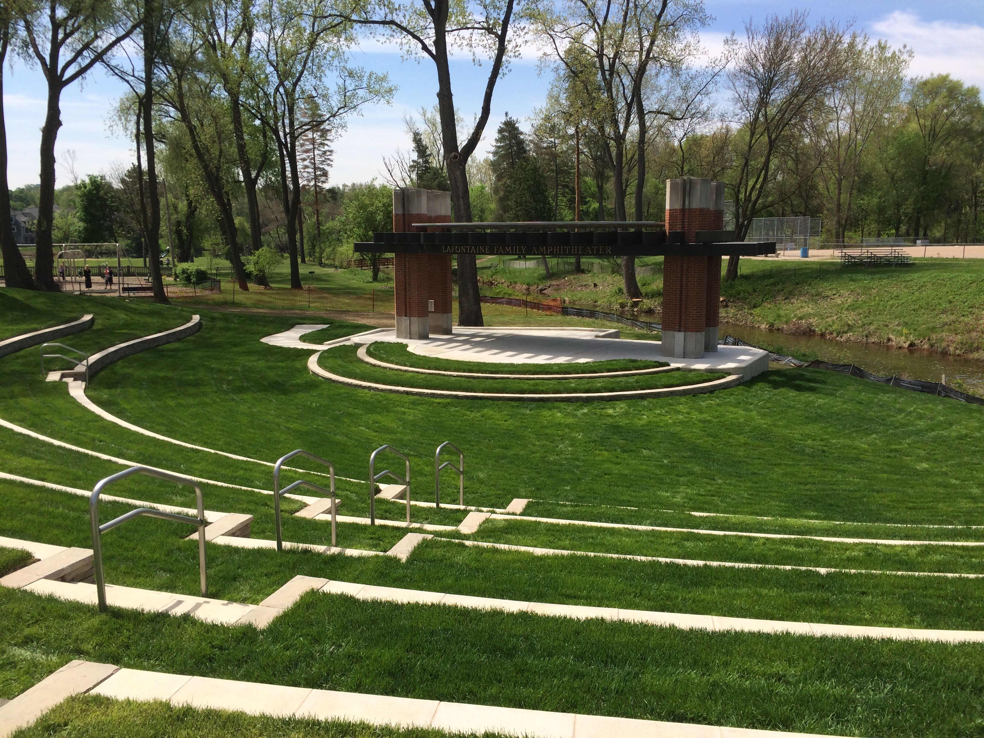 LaFontaine Family Amphitheater