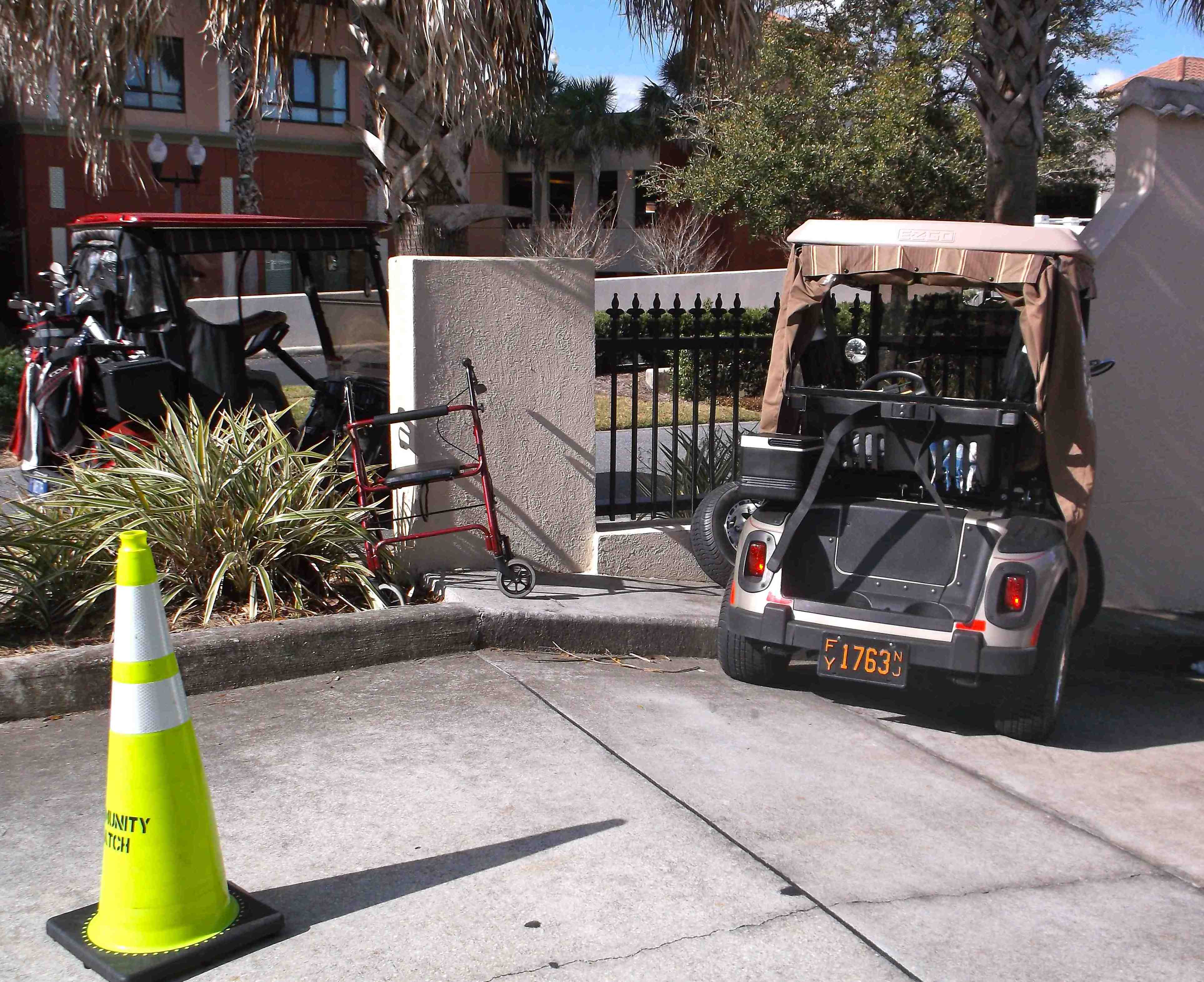 golf cart accidents three states of matter diagram fhp report indicates 81 year old villager ejected from