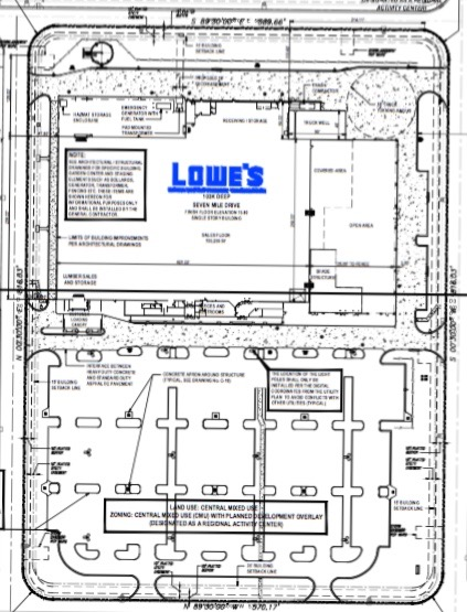 New Lowe's on County Road 466A will cater to tech-savvy
