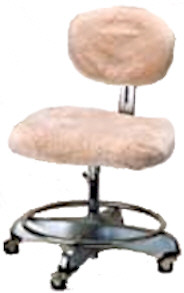 office chair accessories revolving price in nepal sheepskin covers from villageshop.com