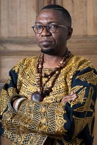 Patrice Nganang, writer and human rights activist
